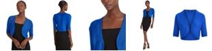 Lauren Ralph Lauren Elbow Sleeve Cardigan