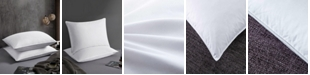UNIKOME 2-Pack Feather & Down Bed Pillows, King Size