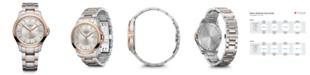 Victorinox Swiss Army Men's Alliance Two-Tone Stainless Steel Bracelet, 40mm