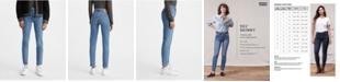 Levi's Women's 501 Distressed Skinny Jeans