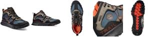 Timberland Men's Garrison Trail Mid-High Waterproof Hiking Sneakers
