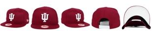New Era Indiana Hoosiers Core 9FIFTY Snapback Cap