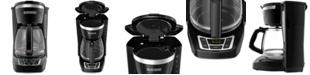Black & Decker 12-Cup Programmable Coffee Maker, Black, CM1160B