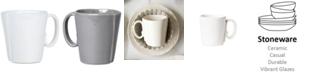 VIETRI Lastra Collection Mug