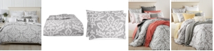 Charter Club CLOSEOUT! Cotton Smoke 2-Pc. Twin Comforter Set, Created for Macy's