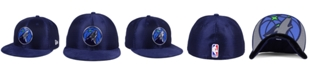 New Era Minnesota Timberwolves On-Court Collection Draft 59FIFTY Fitted Cap