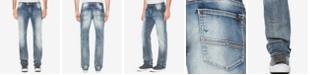 Buffalo David Bitton Men's Straight Fit Six-X Jeans