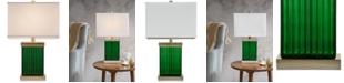510 Design JLA Emerald Table Lamp