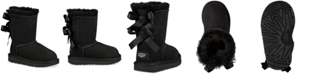 UGG® Toddler Girls Bailey Bow II Boots