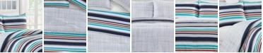 VCNY Home Cosmic 2-Pc. Twin Stripe Comforter Set