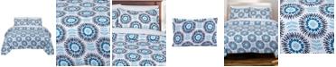 Nouvelle Home Scandi Floral Twin XL Comforter Set