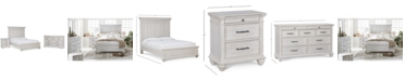 Furniture Quincy Bedroom Furniture, 3-Pc. Set (California King Bed, Nightstand & Dresser), Created for Macy's