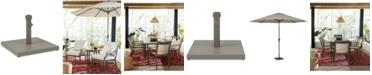 Furniture CLOSEOUT! Rialto Outdoor Aluminum Umbrella Base, Created for Macy's