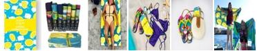 MinxNY Premium High Performance Beach Towel - keep calm Let's Drink Yellow By MinxNY