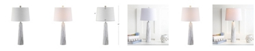 JONATHAN Y Bradley Resin Led Table Lamp