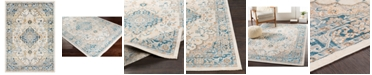 """Surya Notting Hill NHL-2311 Teal 7'10"""" x 10'3"""" Area Rug"""