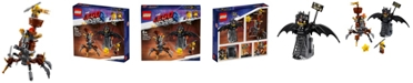 LEGO® Battle-Ready Batman™ and MetalBeard 70836