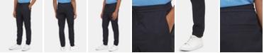 Kenneth Cole Men's Side-Stripe Drawstring Jogger Pants