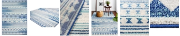 """BB Rugs CLOSEOUT! Medley  5665A 2'6"""" x 8' Runner Area Rug"""