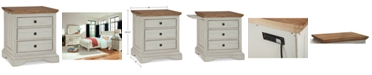Furniture Cottage Solid Wood Outlet Nightstand