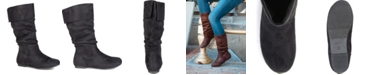 Journee Collection Women's Wide Calf Shelley-3 Boot