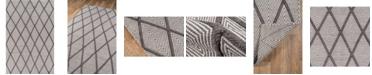 Erin Gates Langdon Lgd-3 Spring Charcoal 2' x 3' Area Rug