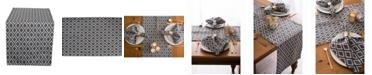 """Design Import Diamond Table Runner 14"""" x 108"""""""