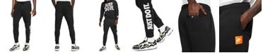 Nike Men's Sportswear Just Do It Fleece Joggers