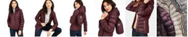 Michael Kors Packable Hooded Down Puffer Coat, Created for Macy's