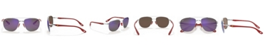 Ray-Ban Polarized Sunglasses, RB3659M 57