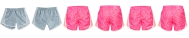 Nike Toddler Girls Printed Dri-FIT Tempo Shorts
