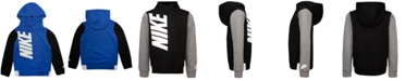Nike Toddler Boys Colorblocked Pullover Hoodie