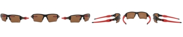 Oakley NFL Collection Sunglasses, San Francisco 49ers OO9188 59 FLAK 2.0 XL