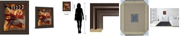 "Classy Art Director's Cut Awards by Conrad Knutsen Framed Print Wall Art, 22"" x 26"""