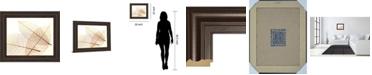"Classy Art Sheer Leaves III by Art Photo Framed Print Wall Art, 22"" x 26"""