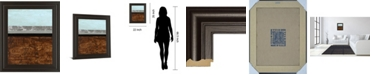 "Classy Art Textured Light I by Natalie Avondet Framed Print Wall Art, 22"" x 26"""