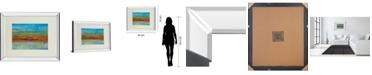 "Classy Art Brisbane by Brent Foreman Mirror Framed Print Wall Art, 34"" x 40"""