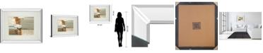 "Classy Art Chiffon by Cat Tesla Mirror Framed Print Wall Art, 34"" x 40"""