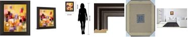"""Classy Art Sonata II by Lanie Loreth Framed Print Wall Art, 22"""" x 26"""""""