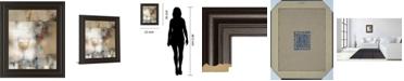"Classy Art Cellar I by J.P Prior Framed Print Wall Art, 22"" x 26"""