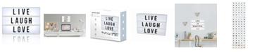 Sharper Image Cinematic LED Light Box