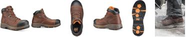 """Timberland Men's Helix PRO 6"""" Composite Toe Waterproof Boots"""