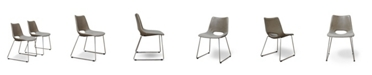 Cenports Amal Dining Side Chair - Set of 2