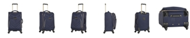 """Kenneth Cole Reaction Chelsea 20"""" Softside Carry-On Spinner"""