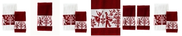 SKL Home Christmas Carol 2-Pc. Hand Towel Set