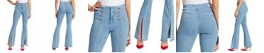Skinnygirl Maty Sailor Flare-Leg Jeans
