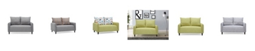 Us Pride Furniture Almondsbury Morden Loveseat