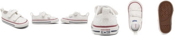 Converse Toddler Girls Little Miss Easy-On Chuck Taylor All Star Low Stay-Put Closure Casual Sneakers from Finish Line