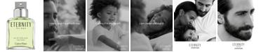 Calvin Klein ETERNITY for men Eau de Toilette Spray, 3.4 oz.