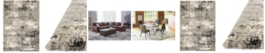Macy's Fine Rug Gallery Fusion Grey Area Rug Collection